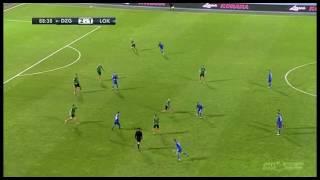 El Arabi Hilal Soudani prekrasan pogodak protiv lokomotive 3:1 2017 Video