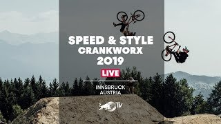 Speed \u0026 Style Finals   Crankworx Innsbruck 2019