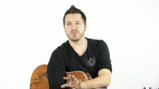 How Play Sharp Minor M7 Bar Chord Guitar 4th Fret