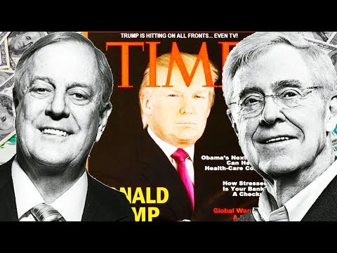 Koch Brothers Buy Trump's Favorite Magazine