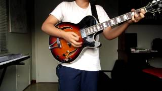 #27 Not A Second Time - The Beatles - Guitar Cover