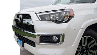 2018 Toyota 4Runner: танк по фен-шуй