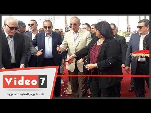 وزيرا الثقافة والآثار يفتتحان أعمال سيمبوزيوم مصر الدولى بالغردقة  - نشر قبل 15 ساعة