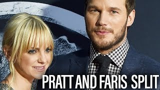 Chris Pratt Anna Faris Split And Why It Bums Me Out
