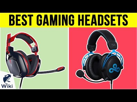 Top 10 Gaming Headsets of 2019 | Video Review