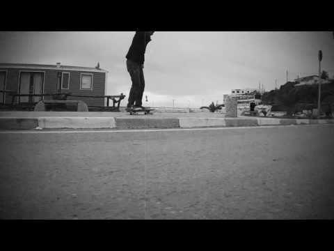 Algeria skateboard featuring by (the underground collective)- passionate actions,and go pro