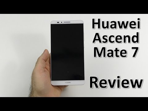 Huawei Ascend Mate 7 Review - Oldie but goldie?