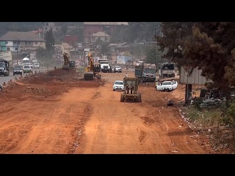 Eye Witness: Focus On Work In Progress On Enugu-Onitsha Expressway