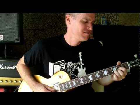 219 Greatest Rock Guitar Riffs Played in One Take!
