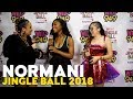 """Normani talks Her Favorite Perfume, Performing at Jingle Ball, and if She Has a """"Holiday Boo"""""""