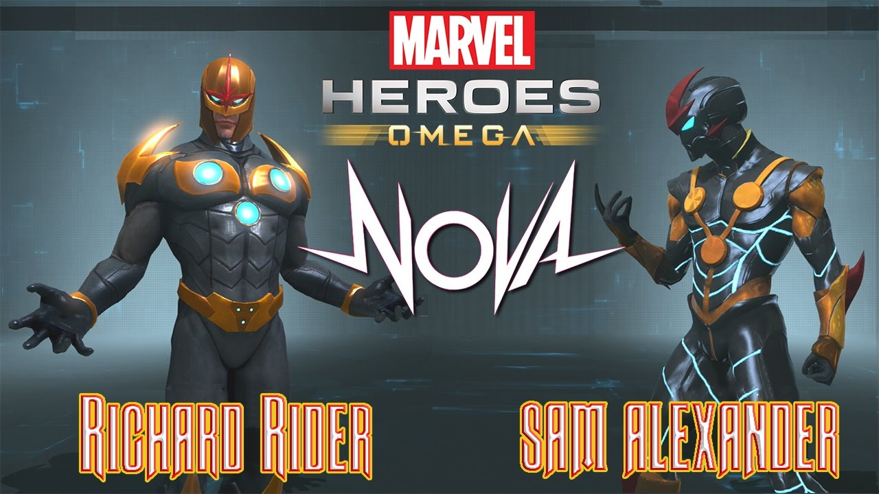 Marvel Heroes Omega NOVA Is The Best And I'm Gonna Show You Why Stream  (Playstation 4 Pro)