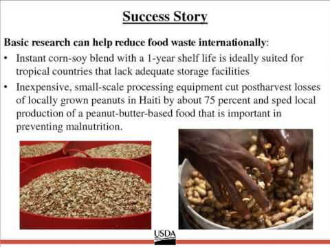 Webinar: Reducing Food Waste: Feeding the Hungry is Just One Benefit