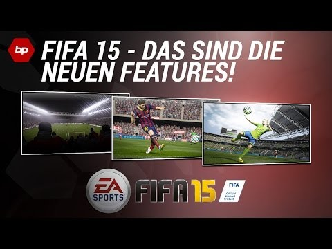 FIFA 15 | ERSTE Information zu Features und Gameplay (Emotional Intelligence, Park the bus, usw.)