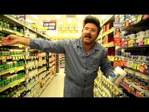 ETHNIC DADS shopping at Chemist Warehouse - Sooshi Mango