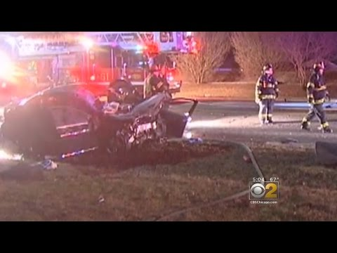 3 Members Of Arlington Heights Family, Des Plaines Man Killed In Crash