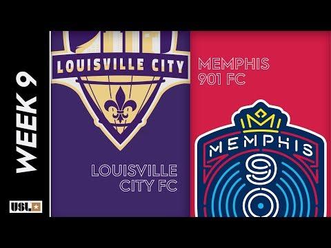 Louisville City FC vs. Memphis 901 FC: April 30th, 2019