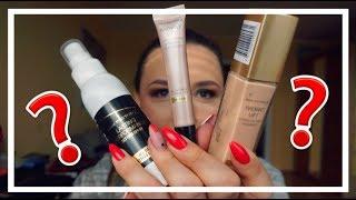 TESTUJE kosmetyki z paczki PR od MAX FACTOR !!