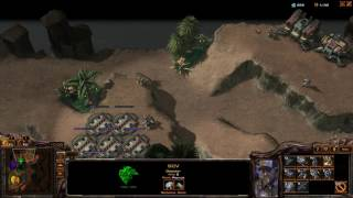 StarCraft 2 Zombie Defense custom game