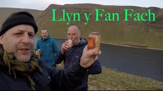 llyn y fan fach walk and wild camp