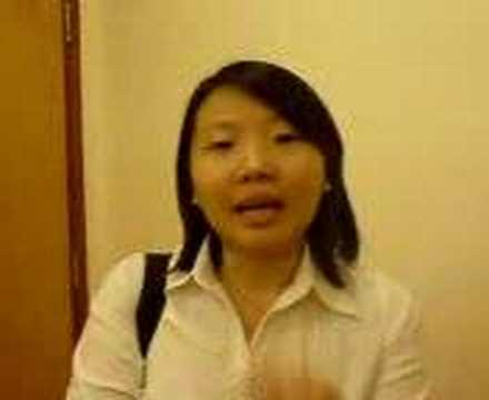 YouTube - Opinion from Singapore College Student 5