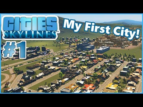 I'M A MAYOR!! | Cities Skylines #1