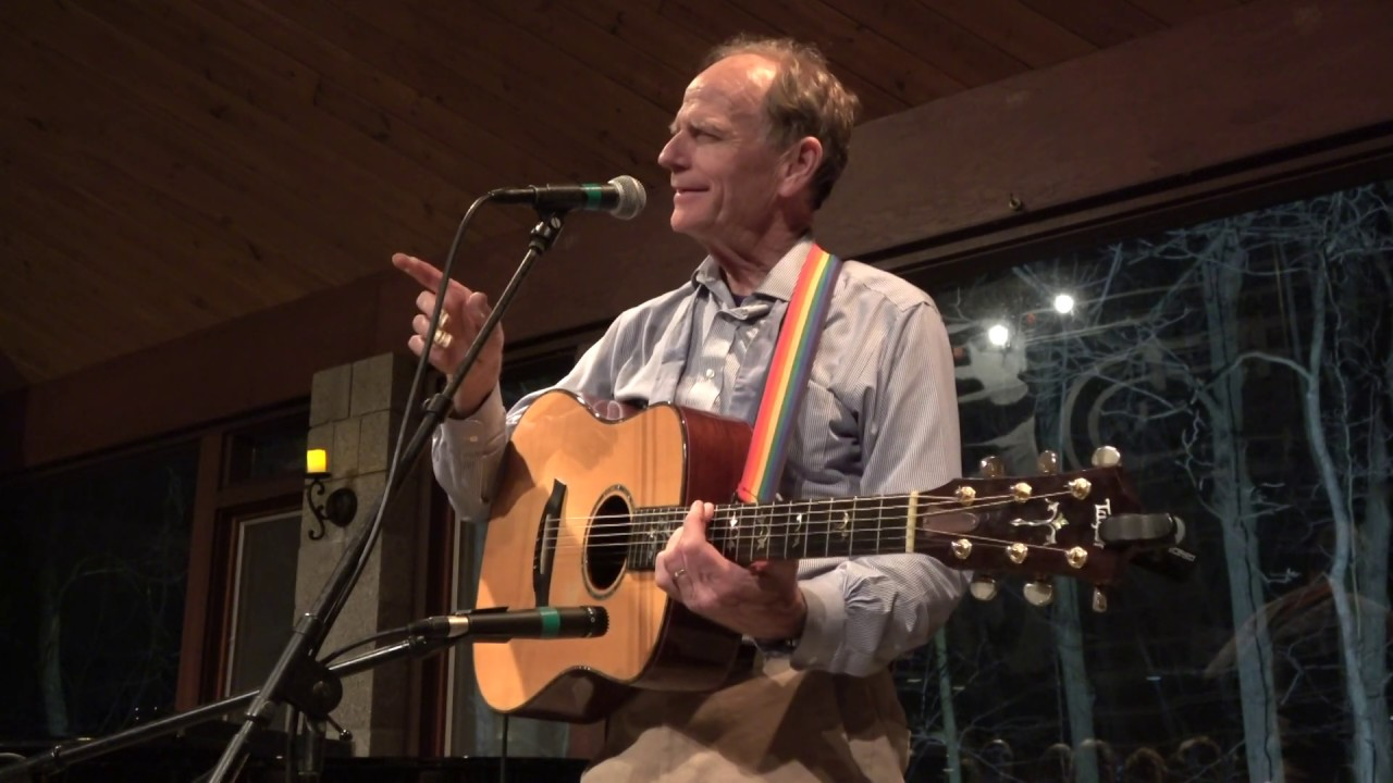 Livingston Taylor Green Wood Coffee House March 15th 2019 pt4 #1