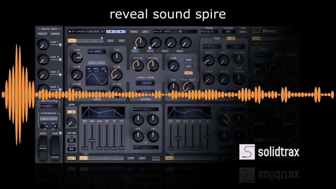 Reveal Sound Spire Free Download