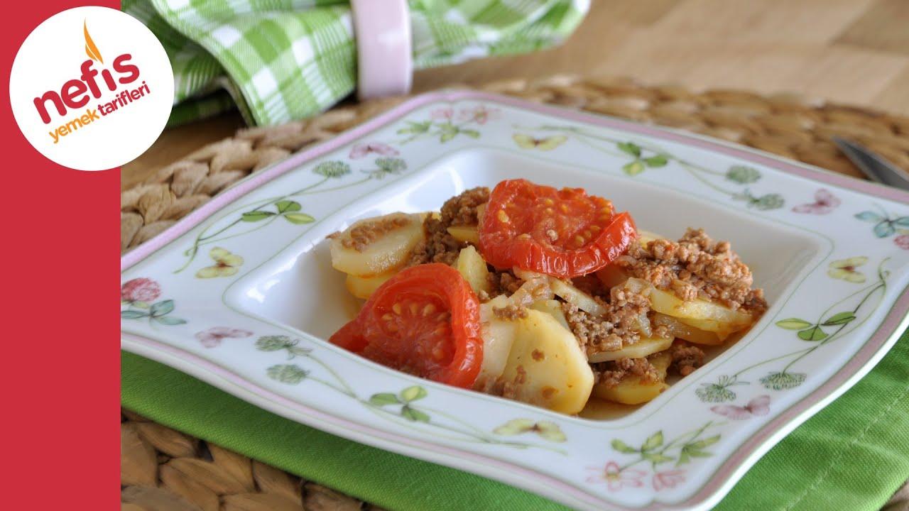Patates oturtma yemegi tarifi-Yemek Tarifleri