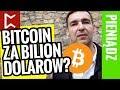Bitcoin za bilion dolarów? + Konkurs