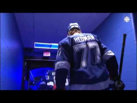 Pregame Intro/Anthems - Washington Capitals vs Tampa Bay Lightning ECF Game 7 05/23/18