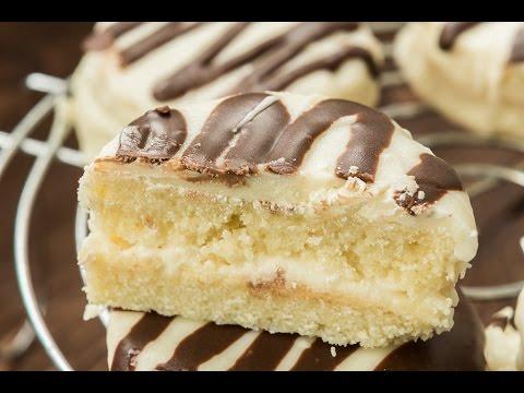 Copycat Zebra Cakes Recipe - A Fun Easy Cake Recipe