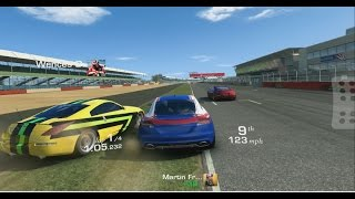 Real Racing 3 Gameplay Subscribers and G+ Circle Race 1