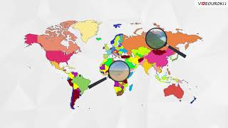 """Видеоурок по географии """"Человек и ресурсы Земли"""""""