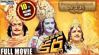 Download Video Daana Veera Soora Karna Telugu Full Length Classic Movie || NTR MP3 3GP MP4
