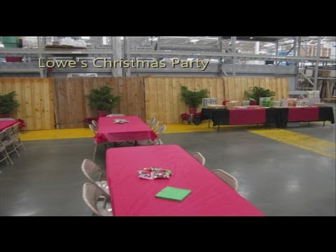 2015 Lowe's Christmas Party - Moultrie, GA