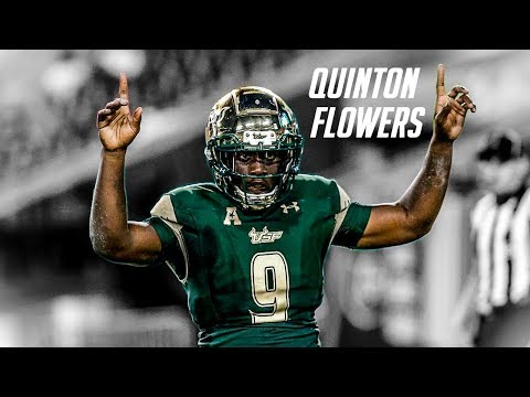 Quinton Flowers || Official USF Highlights