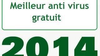meilleurs anti virus gratuit 2014