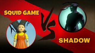 Shadow Fight 2 Squid Game vs Shadow and Bosses screenshot 4