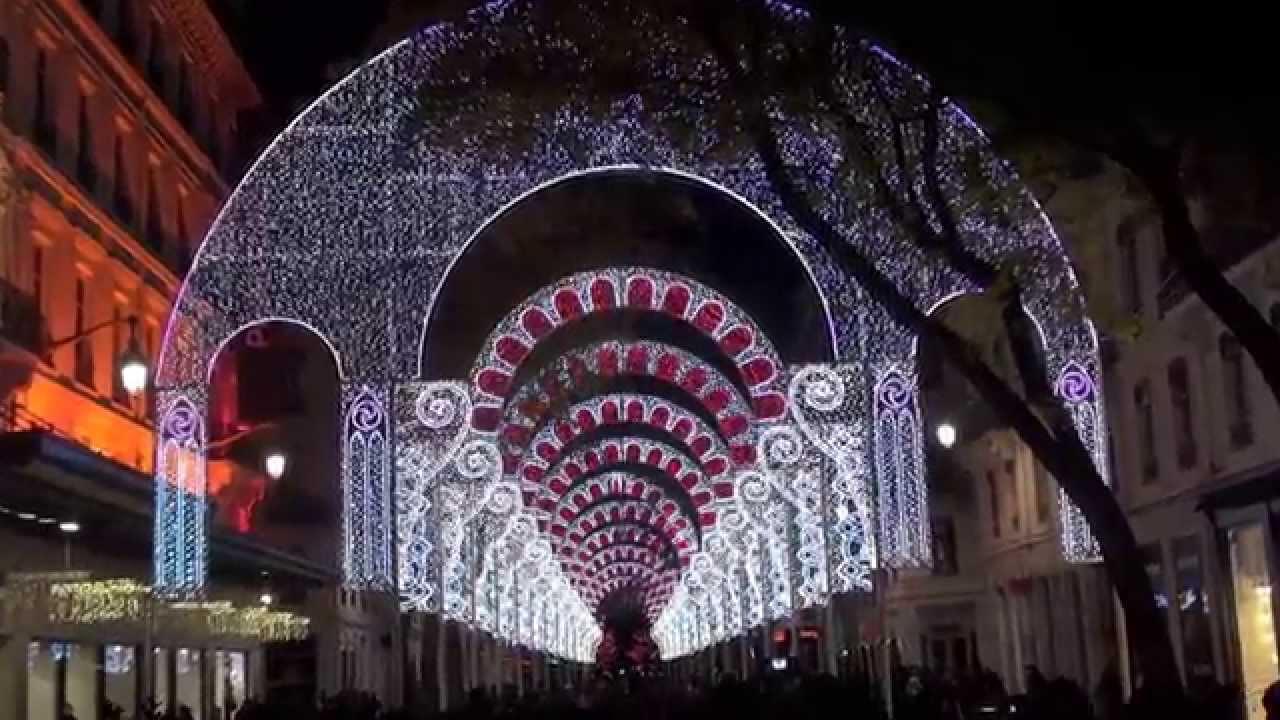 F te des lumi res lyon 2014 youtube - Fabriquer un reflecteur de lumiere ...