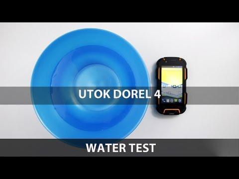 Utok Dorel 4 - Water Test - MOBILE247.RO - Limba Româna