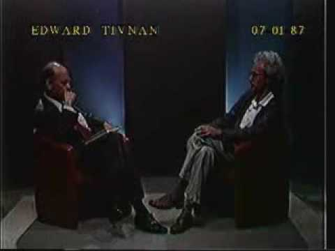 Edward Tivnan (1st 1/2 hr.) & Drora Kass - 07-01-87 Original air date