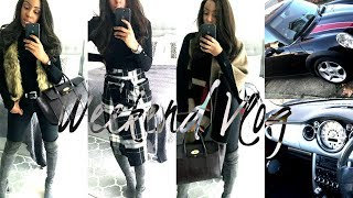 MY NEW CAR (MINI COOPER), A H&M HAUL & FINANCIAL PLANNING VLOG | Style With Substance