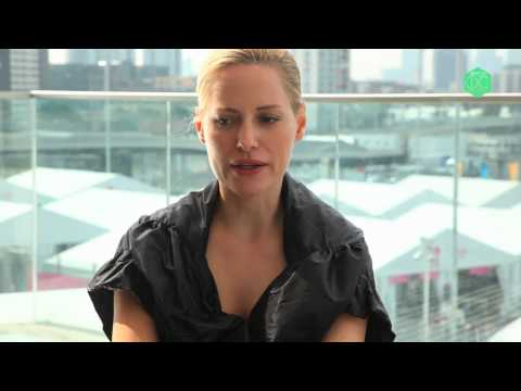 US Paralympics chef de mission Aimee Mullins on London 2012