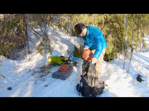 Ultralight Winter Camping Gear And Tips