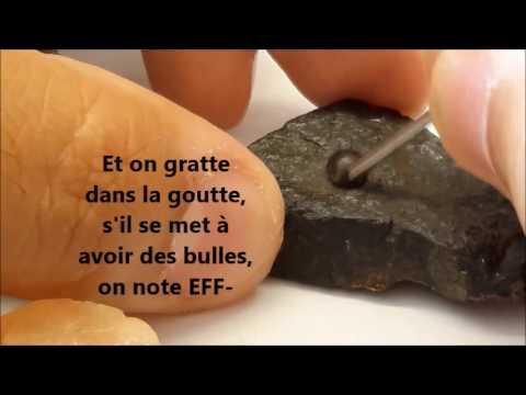 Mineraux: L'effervescence