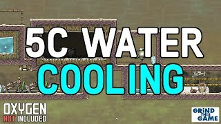 Cooling Water to 5C for Sleet Wheat Using Aquatuner - Oxygen Not Included