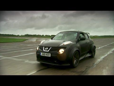 Nissan Juke R Test Drive Fifth Gear