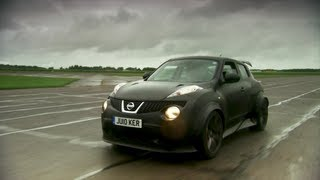 Nissan Juke-R Test Drive - Fifth Gear