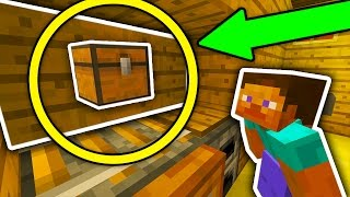 Minecraft Xbox/PS4: 5 BEST Ways To Hide Your ITEMS! (Minecraft TU52 Console Edition)