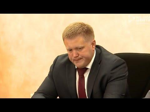 Юрий Кузин ушел с поста мэра Череповца